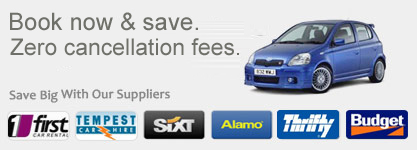 Cape Town Airport Car Rental